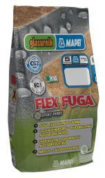 Mapei Fuga FLEX GLAZURNIK 100 biały 5kg