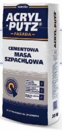 Śnieżka Masa szpachlowa cementowa ACRYL-PUTZ FASADA 2kg