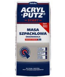 Śnieżka Masa szpachlowa ACRYL-PUTZ START 5kg