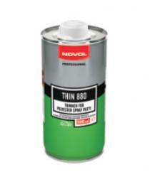 Novol Rozcieńczalnik do szpachlówki natryskowej THIN 880 0,5L (32201)