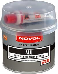 Novol Szpachlówka z pyłem aluminiowym ALU 750g 1162