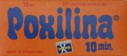 Bripox Klej dwuskładnikowy Poxilina  38ml