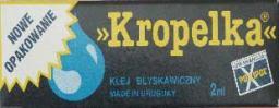 Bripox Klej błyskawiczny Kropelka 2ml