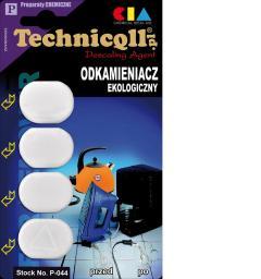 Technicqll Odkamieniacz ekologiczny w tabletkach 4x14g (P-044)