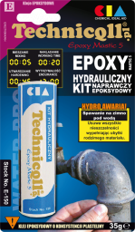 Technicqll Kit epoksydowy hydrauliczny 35g E-150