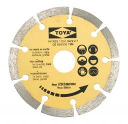 Vorel Tarcza diamentowa segmentowa 125mm 08712