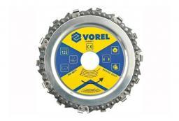 Vorel Tarcza łańcuchowa do drewna 115mm 08770