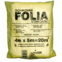 Folia malarska Vorel Folia ochronna 4 x 5m standard (09462)