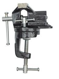 Vorel Imadło stołowe obrotowe 50mm 36015