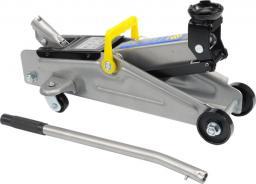 Vorel Podnośnik hydrauliczny żaba z obrotową rączką 130-350mm 2t (80121)
