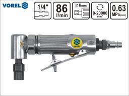 Vorel szlifierka pneumatyczna kątowa 6mm (81110)