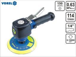 Vorel Szlifierka pneumatyczna mimośrodowa 150mm (81114)