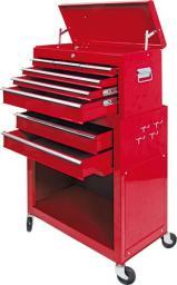 Wózek narzędziowy Vorel 8 szuflad (81830)