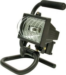 Naświetlacz Vorel Lampa przenośna halogenowa 120W 220V 82788