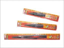 Pióra wycieraczki z dociskiem grafit 15-380mm 85273