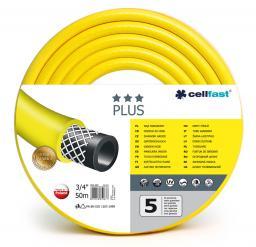 """Cellfast Wąż ogrodowy Plus 3/4"""" 50m (10-221)"""
