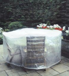 Pokrowiec na stół i krzesła ogrodowe 320x95cm