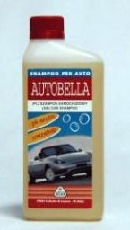 ATAS Szampon samochodowy AUTOBELLA 0,5L