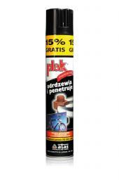 ATAS Odrdzewiacz Plak Practical Line 650ml