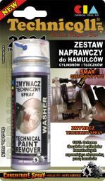 Technicqll Zestaw naprawczy do hamulców w sprayu 50ml + 6ml (M-792)