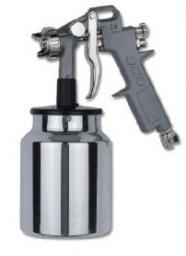 Pistolet lakierniczy GAV 162B z dolnym zbiornikiem 1L 1,5mm (GV0082)