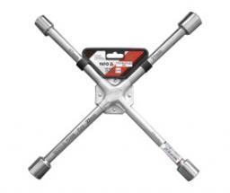 Yato Klucz krzyżakowy do kół 17x19x21x22mm (YT-0800)