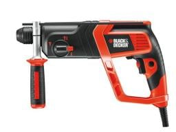 Black&Decker Młotowiertarka SDS-plus 710W 1,8J (KD975)