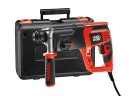 Black&Decker Młotowiertarka SDS-plus 710W 1,8J (KD975KA)