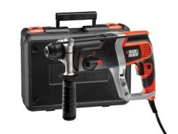 Black&Decker Młotowiertarka SDS-plus 850W 2,4J (KD990KA)