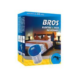 Bros Urządzenie elektro + płyn na komary