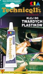 Technicqll Klej do twardych plastików 20ml (R-327)
