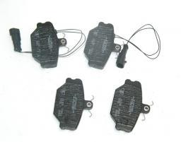 Klocki hamulcowe Polonez (układ Lucas'a)