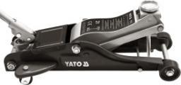 Yato Podnośnik samochodowy niskoprofilowy 89-359mm 2t (YT-1720)