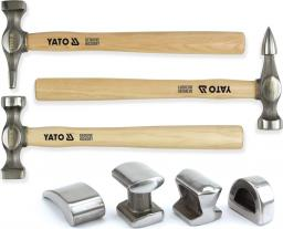 Yato Młotek blacharski rączka drewniana  (YT-4590)