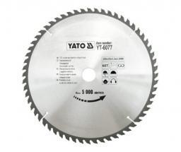 Yato Piła tarczowa do drewna 300x30mm 60z (YT-6077)