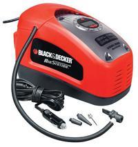 Kompresor samochodowy Black&Decker ASI300 12 / 230V (ASI300)
