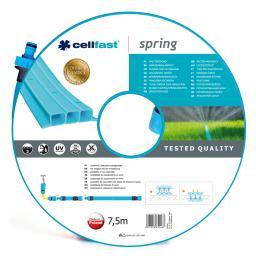 """Cellfast Wąż zraszający Spring 1/2"""" 7,5m (19-021)"""