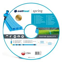 """Cellfast Wąż zraszający Spring 1/2"""" 15m (19-022)"""