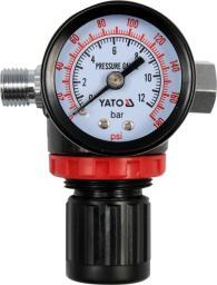 """Yato Reduktor ciśnienia z manometrem 1/4"""" (YT-2381)"""