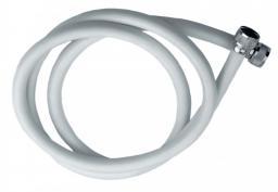 Wąż prysznicowy KFA biały 120cm (843-100-44)