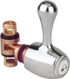 KFA Przełącznik dźwigniowy natrysku do baterii Retro chrom (823-006-00)