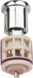 KFA Przełącznik natrysku Devy do baterii Symetric, Nefryt, Opal chrom (823-109-10)