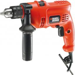 Wiertarka Black&Decker KR504RE udarowa 500W (KR504RE)