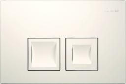 Przycisk spłukujący Geberit Delta 50 do WC biały (115.135.11.1)