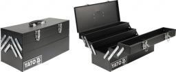 Yato Skrzynka narzędziowa metalowa 5 elementów 460x200x265mm (YT-0885)