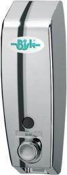 Dozownik do mydła Bisk manualny chrom (00173)
