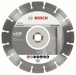 Bosch Tarcza tnąca diamentowa Standard for Concrete 115x22x1,6mm 2608602196