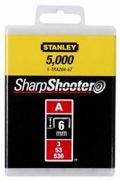 Stanley Zszywki typu A 5/53/530 6mm 1000szt. (TRA204T)