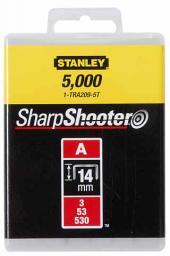 Stanley Zszywki typu A 5/53/530 14mm 1000szt. (TRA209T)