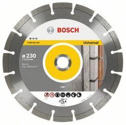 Bosch Tarcza tnąca diamentowa Standard for Universal 230x22x2,3mm (2.608.602.195)